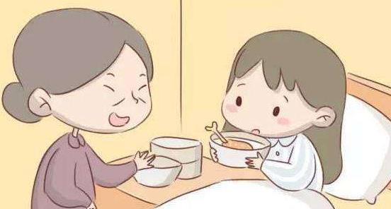 坐月子饮食困扰