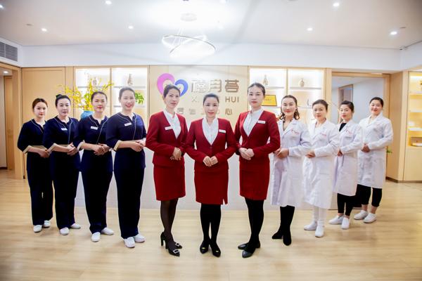 月子中心护理团队